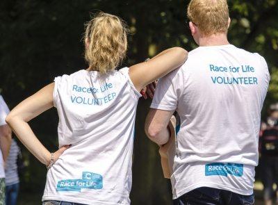 Race for Life Volunteers