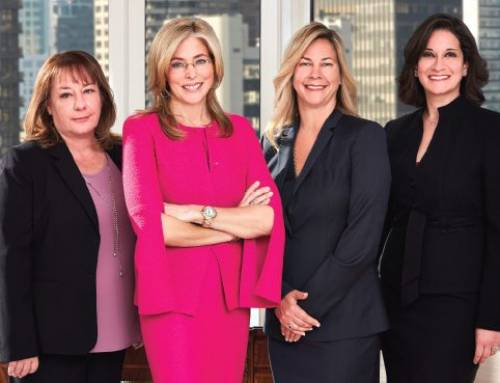 Marie Napoli Selected as 2018 Super Lawyer